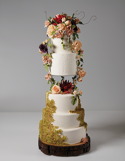 wedding cakes in mexico city
